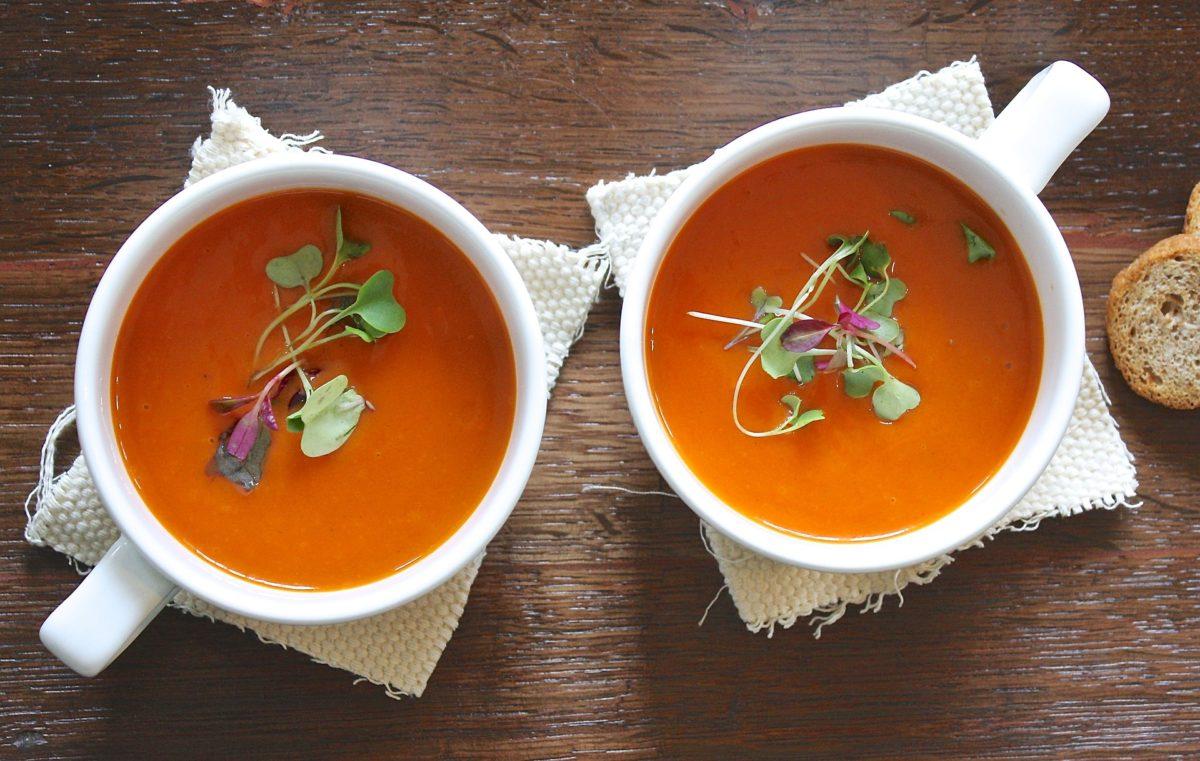 Marthe et Marie: à la soupe!
