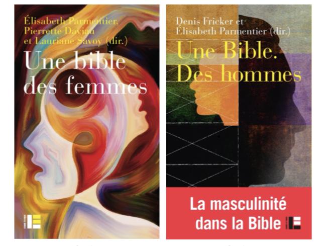 Une bible des femmes… Une Bible. Des hommes