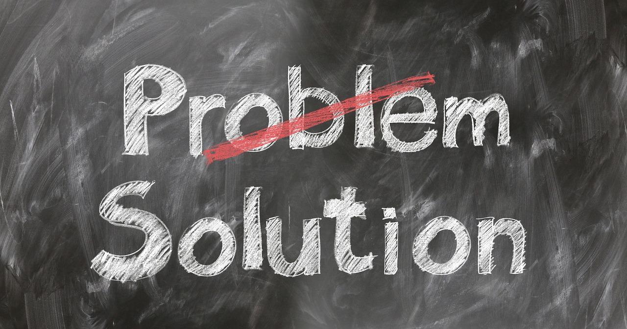 Problème et solutions