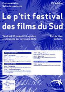 P'tit festival des films du Sud 2020