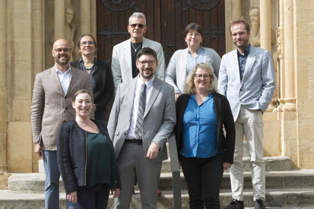 Le Conseil synodal de l'EREN.